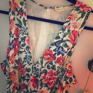 EShakti Wayward Fancies Floral Dress 10-12